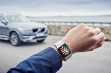 Apple Watch kolejnym urządzeniem wspieranym przez system Volvo