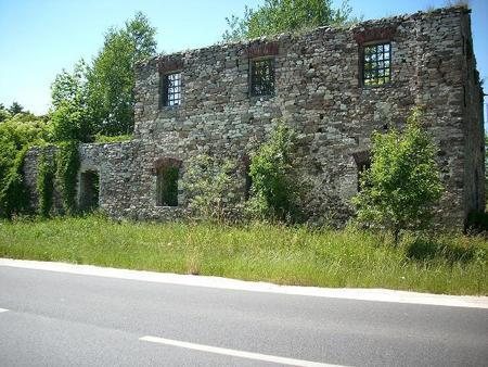 Ruiny dworku