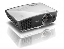 BenQ W750 – popularne kino domowe HD 3D