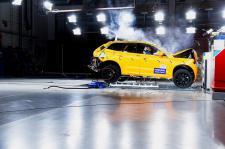 Volvo XC60 – najbezpieczniejszy samochód 2017 roku w testach Euro NCAP