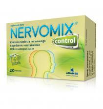 Nervomix® - na każdy rodzaj stresu