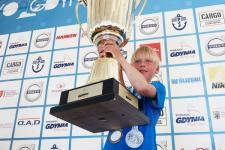 Jeremi Szczukowski młodym triumfatorem podczas Volvo Gdynia Sailing Days