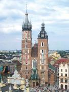 Kościoły, klasztory