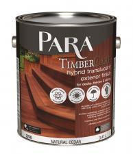 PARA Timbercare – nowości w ofercie PARA Paints