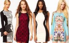 Sukienki i zmiany ich wzorów
