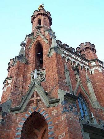 Kaplica bł. Bronisławy