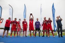 Polska drużyna piłkarska zwycięzcą międzynarodowego turnieju Danoners World Cup