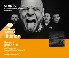 Zespół Illusion w Empiku w Bonarce