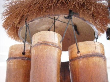 Bambusowe dzwony