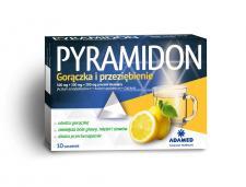 Pyramidon – wygodny w stosowaniu proszek musujący do rozpuszczania w wodzie