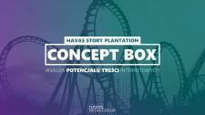 Concept Box – pierwsze badanie treści i motywów internetowych
