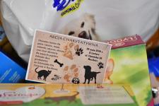 W akcji klasy IIa1 zebrano 900 kg karmy dla zwierząt z raciborskiego schroniska