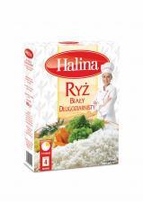 Klasyka gatunku, czyli Ryż Biały Długoziarnisty Halina