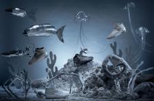 Dremel w podwodnym świecie - relacja z warsztatów scenografii reklamowej w Collegium Artis