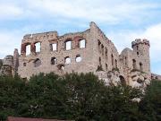 Zamki, ruiny