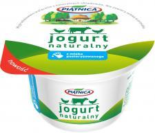 Jogurt Naturalny Piątnicy Perłą Rynku