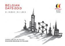 Jubileuszowe Dni Belgijskie  międzynarodowe wydarzenie