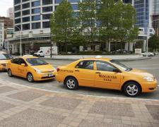 Teraz nowa technologia czuwa nad bezpieczeństwem taksówkarza i pasażera