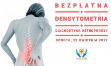 Densytometria w diagnostyce osteoporozy