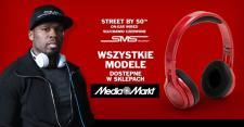 Słuchawki SMS Audio sygnowane przez 50 Centa już dostępne w Media Markt i SATURN