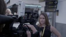 Sony i Swisscom:  Od filmowania po emisję