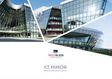Szyby fasadowe PRESS GLASS w kolejnych centrach w Krakowie