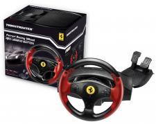 Poczuj moc Ferrari z kierownicą od Thrustmaster