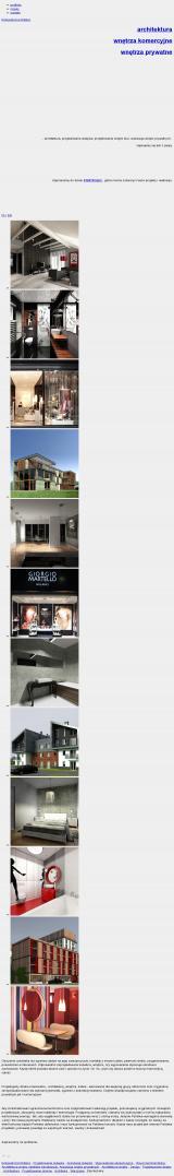Emkwadrat Architekci - architektura, aranżacja wnętrz, projektowanie sklepów
