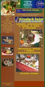 Catering Kompleksowy od A do Z Warszawa