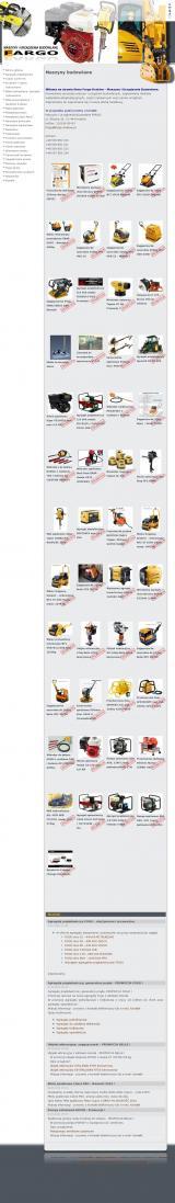 FARGO Maszyny i Urządzenia Budowlane