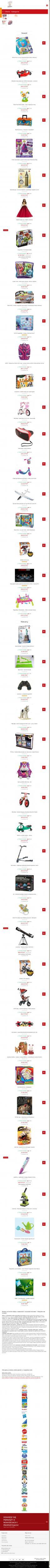 Zabawki dla dzieci online - Wszystko dla Urwisa