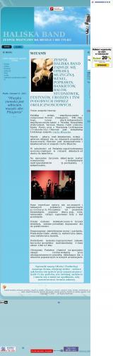 Zespół muzyczny Haliśka Band - na wesele i nie tylko
