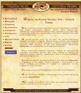 Temida i Klio - Historia Prawa