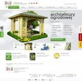 Bdburchex.com.pl - Pergole ogrodowe drewniane