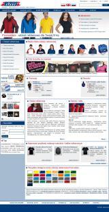 Promostars - odzież reklamową z nadrukiem lub haftem firmowym
