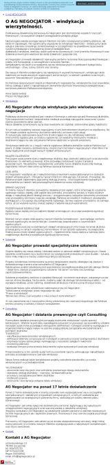 Negocjator Anna Gąsiorowska