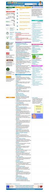 Encyklopedia Zdrowia - co trzeba wiedzieć aby zachować zdrowie.
