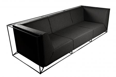 Philippe Nigro (profekt: Floating Sofa)