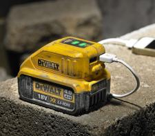 Adapter USB XR Li-lon od DeWALT