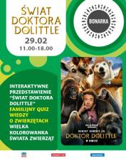 Świat Doktora Dolittle w Bonarce
