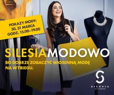 Wiosenna moda na wybiegu w Silesia City Center