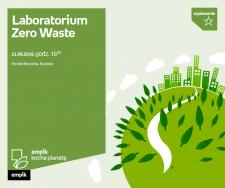 Laboratorium Zero Waste w Empiku w Bonarce