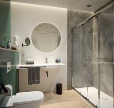 Idealna łazienka Hotelowa To Proste Centrum Prasowe