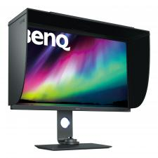 BenQ PhotoVue SW321C–fotograficzny monitor IPS UHD z USB-C oraz funkcją Screen-to-Photo Print Colors