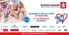 Bonarka i Super-Pharm są beauty
