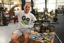 Damian Janikowski z Go On Nutrition