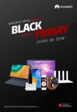Zniżki do 55%! Black Friday w Huawei